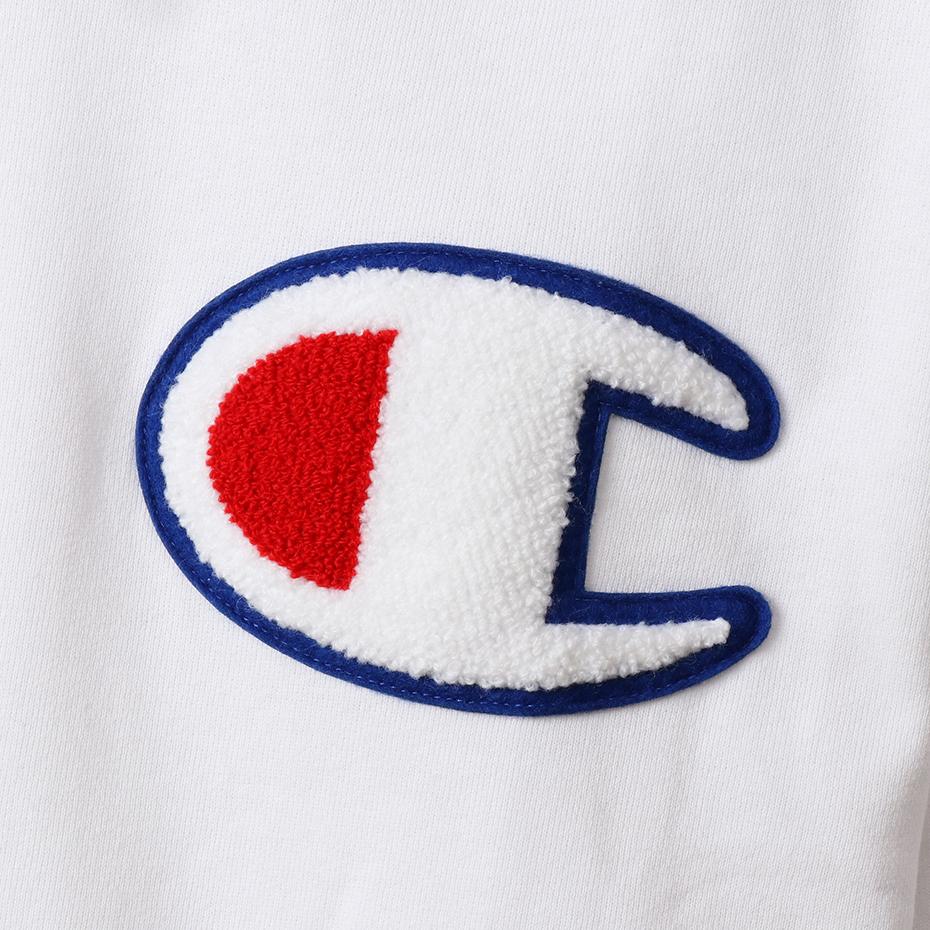 プルオーバースウェットパーカー ホワイト | チャンピオンの公式通販サイト