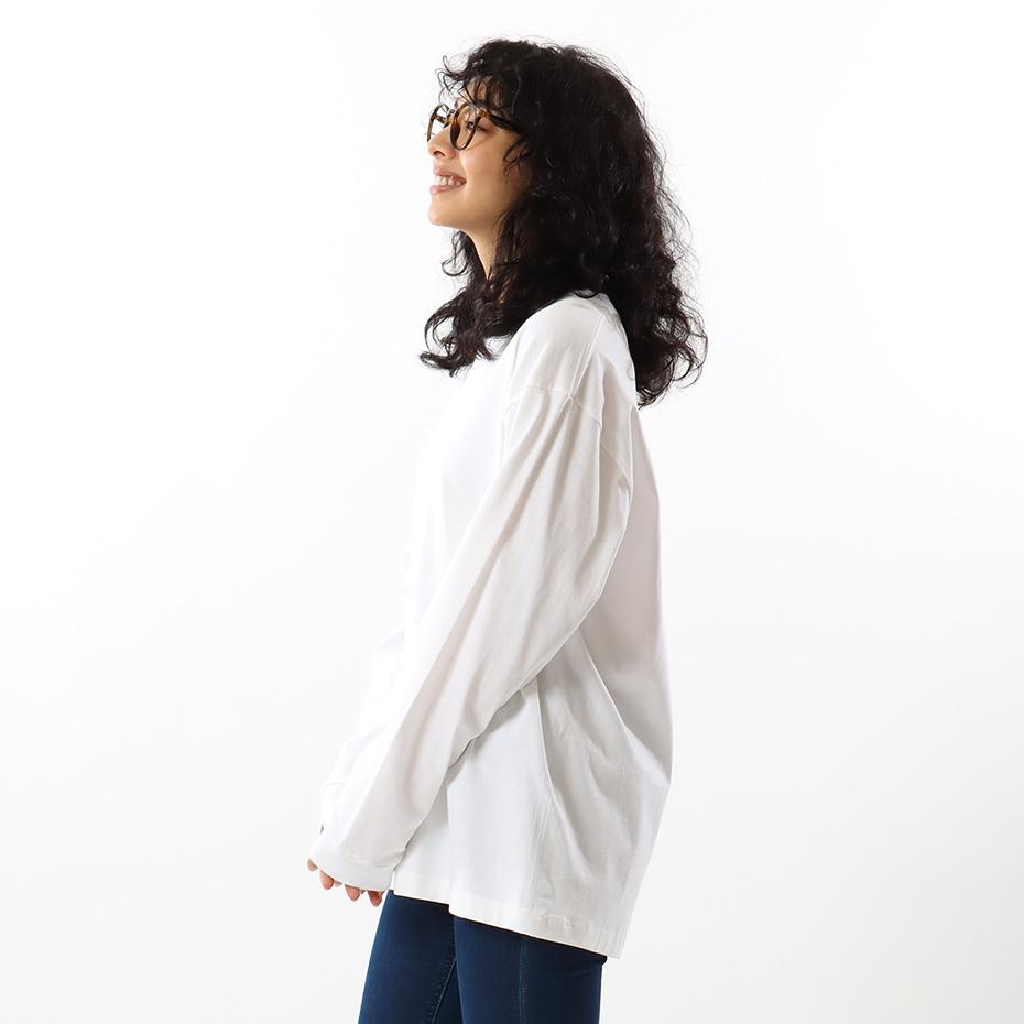 ビーフィーロングスリーブTシャツ 20FW BEEFY-T ヘインズ(H5186)