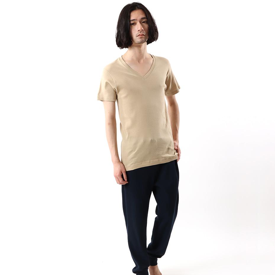 VネックTシャツ 20FW ヘインズ(HM1-R104)