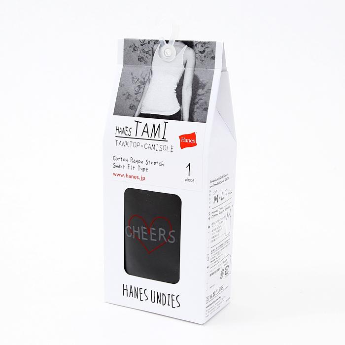 ウィメンズ タミ 20FW Hanes UNDIES ヘインズ(HW2-K201)