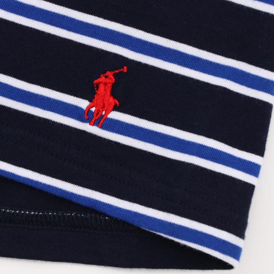 Multi Stripe ボクサーブリーフ 20SS ポロ ラルフ ローレン【前開き】(RM3-P303)