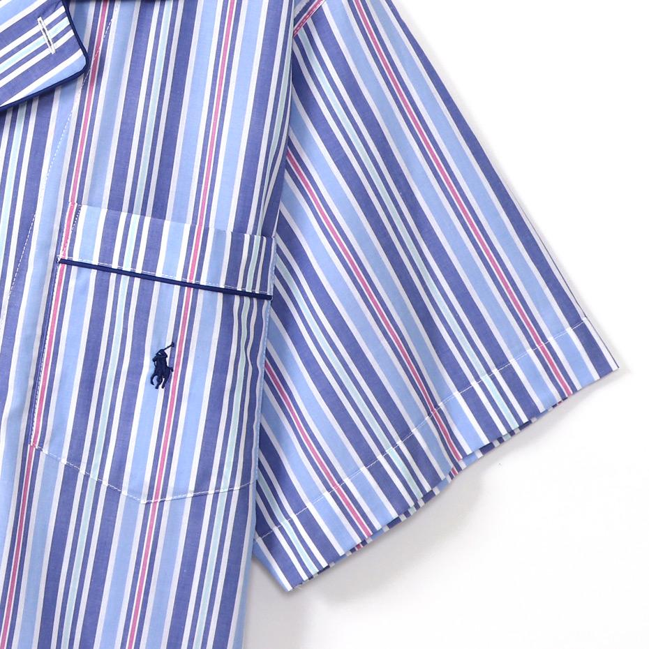 Roger Stripe パジャマ 20SS ポロ ラルフ ローレン(RM6-R304)