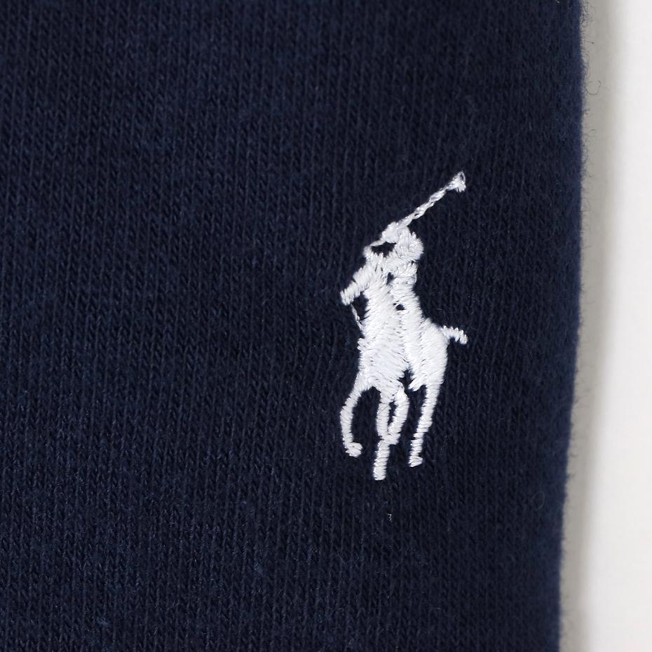 Brushed Jersey ロングスリーブクルー ポロ ラルフ ローレン(RM8-N305)