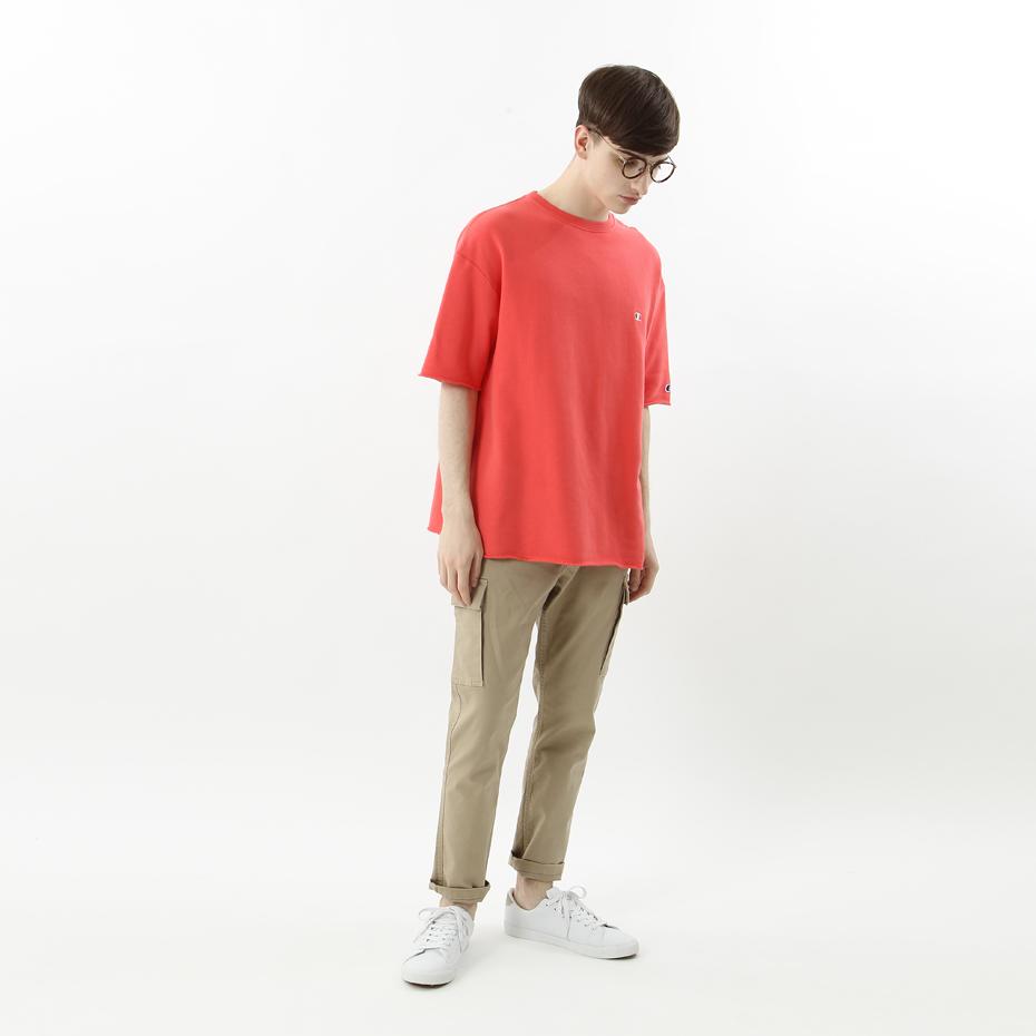 model:178cm 着用サイズ:L