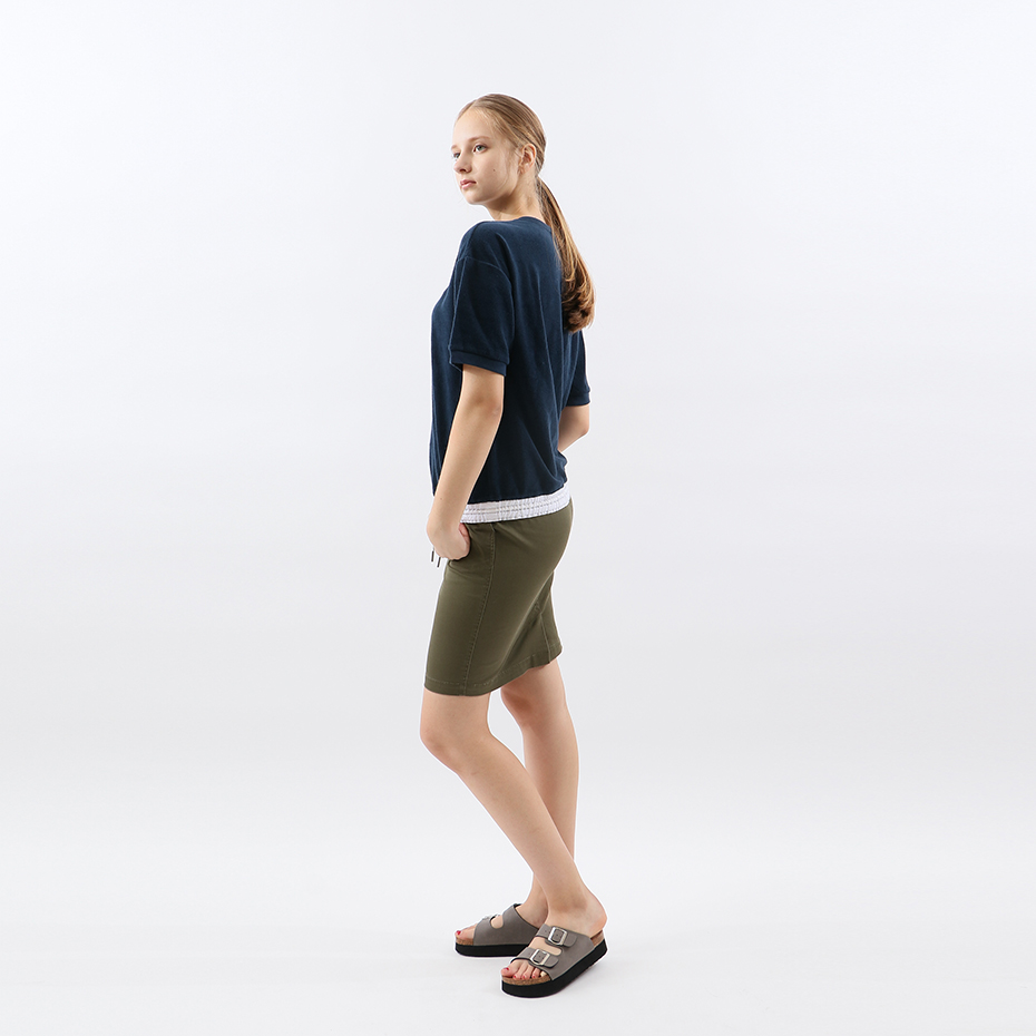 model:178cm 着用サイズ:M