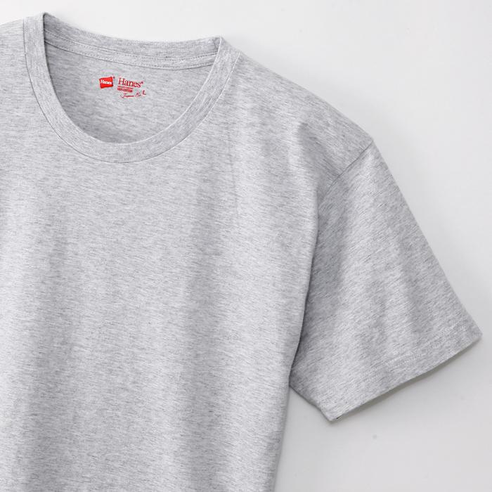 ジャパンフィット【2枚組】クルーネックTシャツ 18FW Japan Fit ヘインズ(H5120)