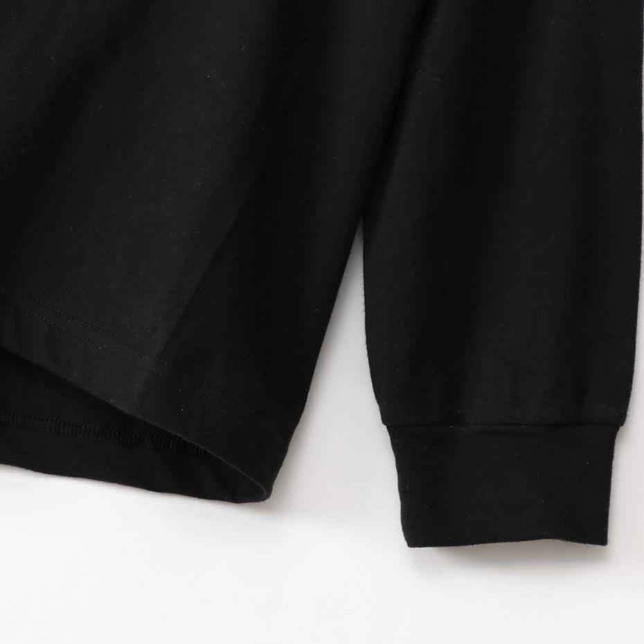 ジャパンフィット【2枚組】クルーネック長袖Tシャツ 18FW Japan Fit ヘインズ(H5420)
