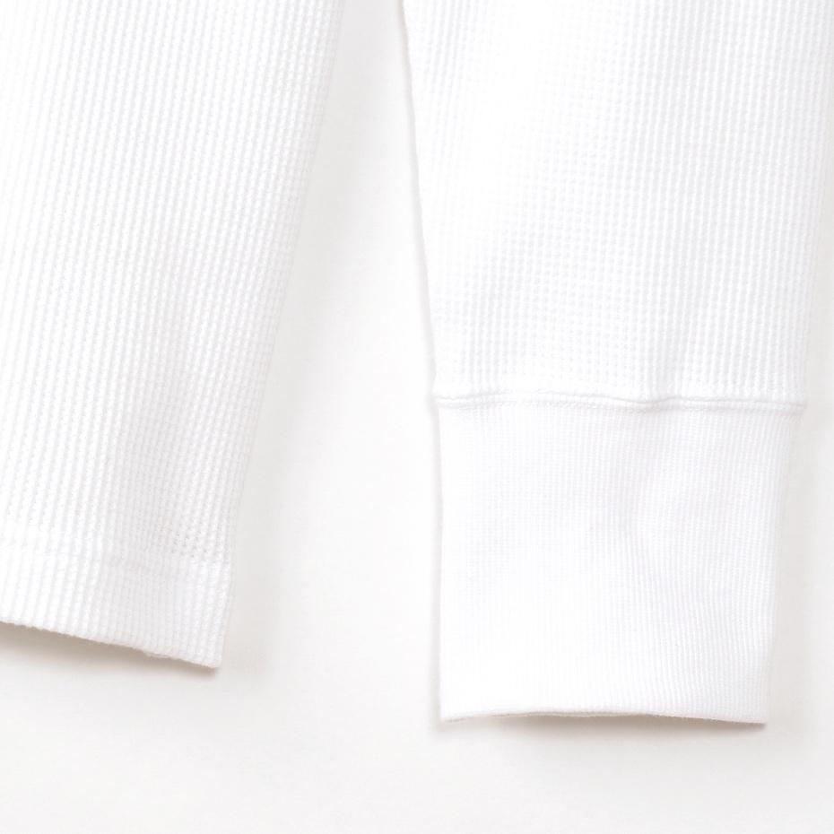 ビーフィー サーマルヘンリーネックロングスリーブTシャツ 20FW BEEFY-T ヘインズ(HM4-S104)