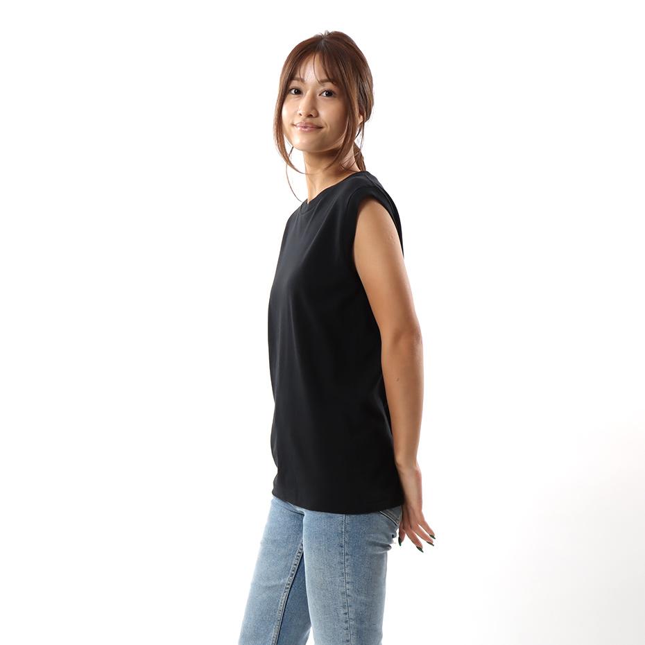 ウィメンズ ジャパンフィット【2枚組】スリーブレスTシャツ 5.3oz 20FW Japan Fit for HER ヘインズ(HW5327)