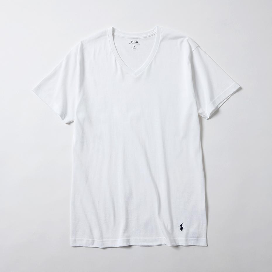 VネックTシャツ 20FW ポロ ラルフ ローレン(RM1-M002)
