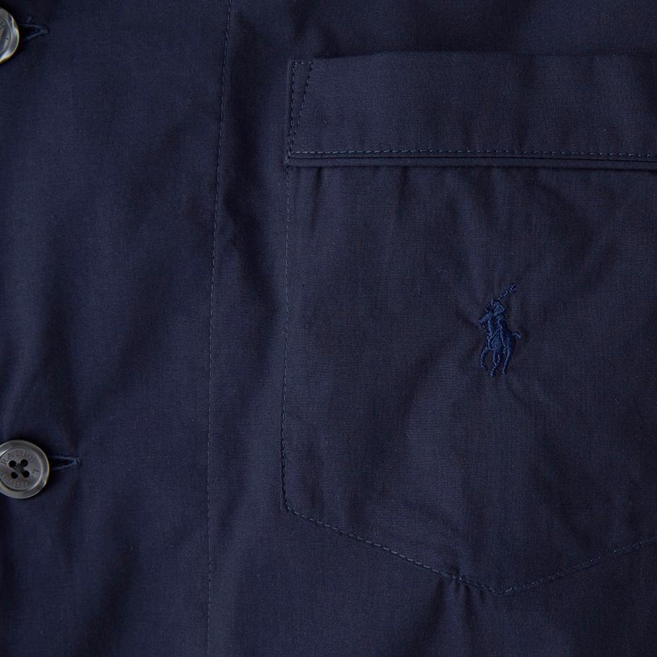 LUXURY LINE Giza Broad パジャマ 20FW ポロ ラルフ ローレン(RM6-P001)
