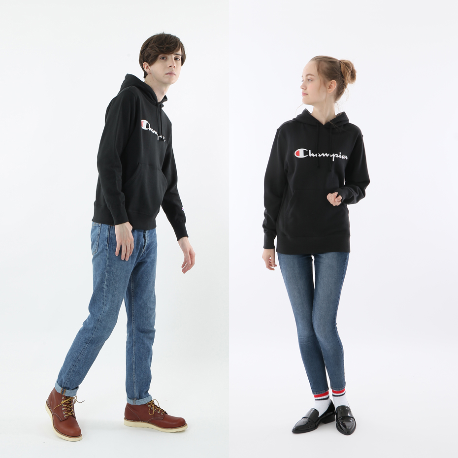 model: [LEFT] 185cm 着用サイズ:L [RIGHT] 173cm 着用サイズ:M