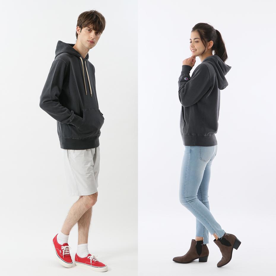 model: [LEFT] 185cm 着用サイズ:L [RIGHT] 170cm 着用サイズ:S