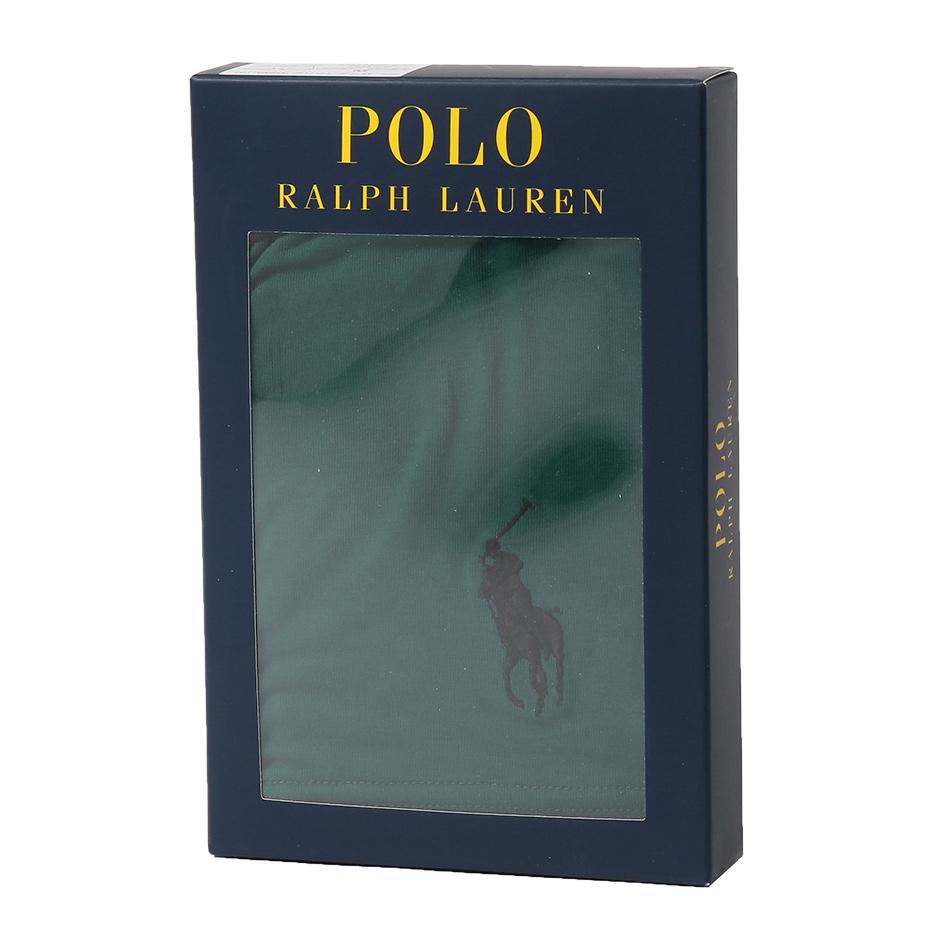 Solid ローライズボクサー 20FW ポロ ラルフ ローレン【前閉じ】(RM3-M304L)