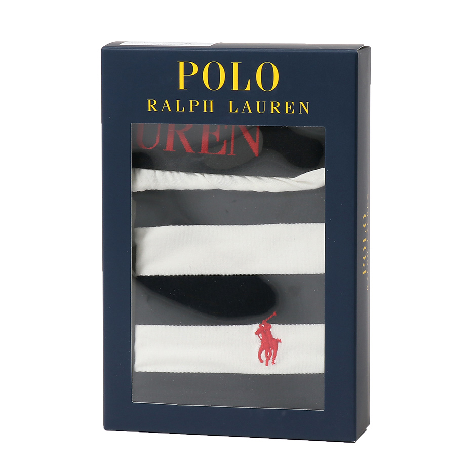 Rugby Stripe ボクサーブリーフ 20FW ポロ ラルフ ローレン【前開き】(RM3-S305)