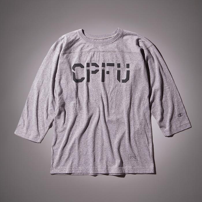 87C JERSEY フットボールTシャツ 17FW CPFU チャンピオン(C3-HS313)