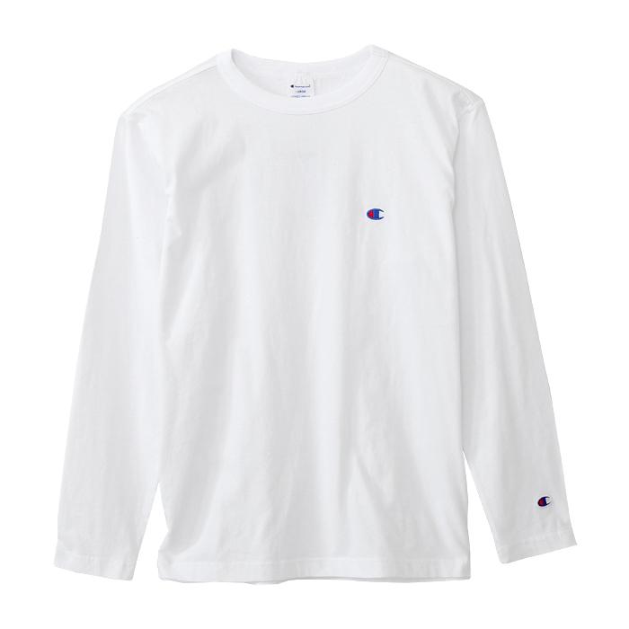大きいサイズ ロングスリーブTシャツ 18SS ベーシック チャンピオン(C3-J424L)