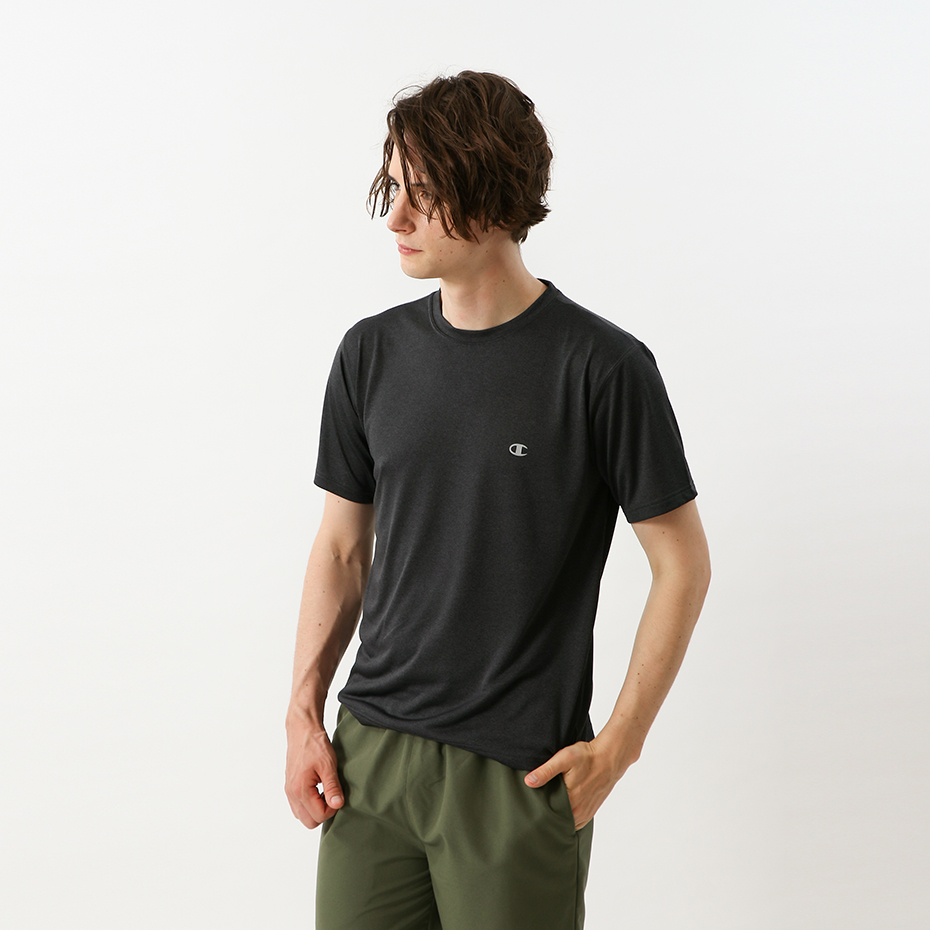C VAPOR Tシャツ 18FW TRAINING チャンピオン(C3-KS320)