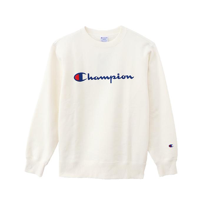 クルーネックスウェットシャツ 18FW ベーシック チャンピオン(C3-L023)