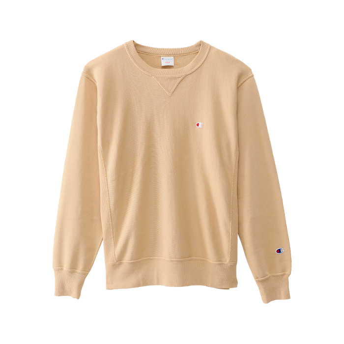 リバースウィーブクルーネックスウェットシャツ(10oz) 18SS 【春夏新作】リバースウィーブ チャンピオン(C3-M001)