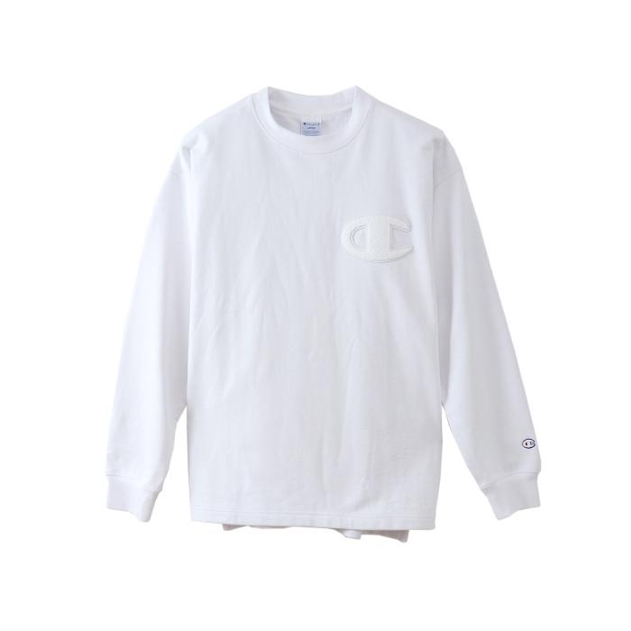 クルーネックスウェットシャツ 18SS 【春夏新作】アクションスタイル チャンピオン(C3-M017)