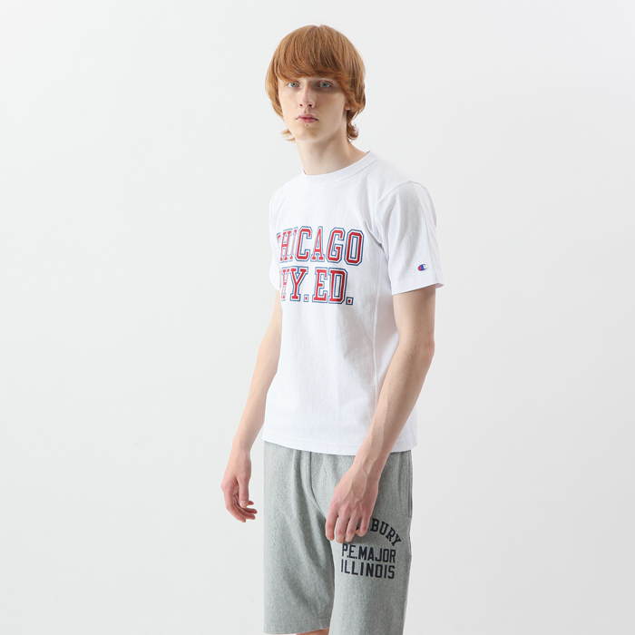 リバースウィーブTシャツ 18SS リバースウィーブ チャンピオン(C3-M302)