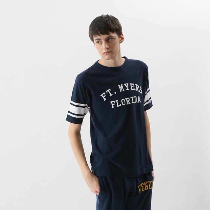 ショートスリーブフットボールTシャツ 18SS 【春夏新作】キャンパス チャンピオン(C3-M332)
