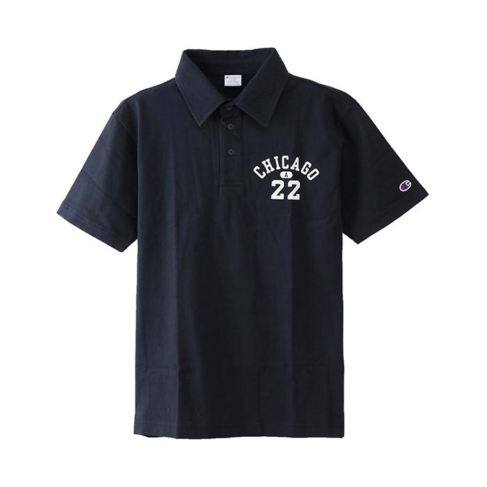 大きいサイズ ポロシャツ 18SS 【春夏新作】キャンパス チャンピオン(C3-M340L)