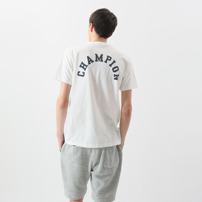 ポケットTシャツ 18SS 【春夏新作】キャンパス チャンピオン(C3-M346)