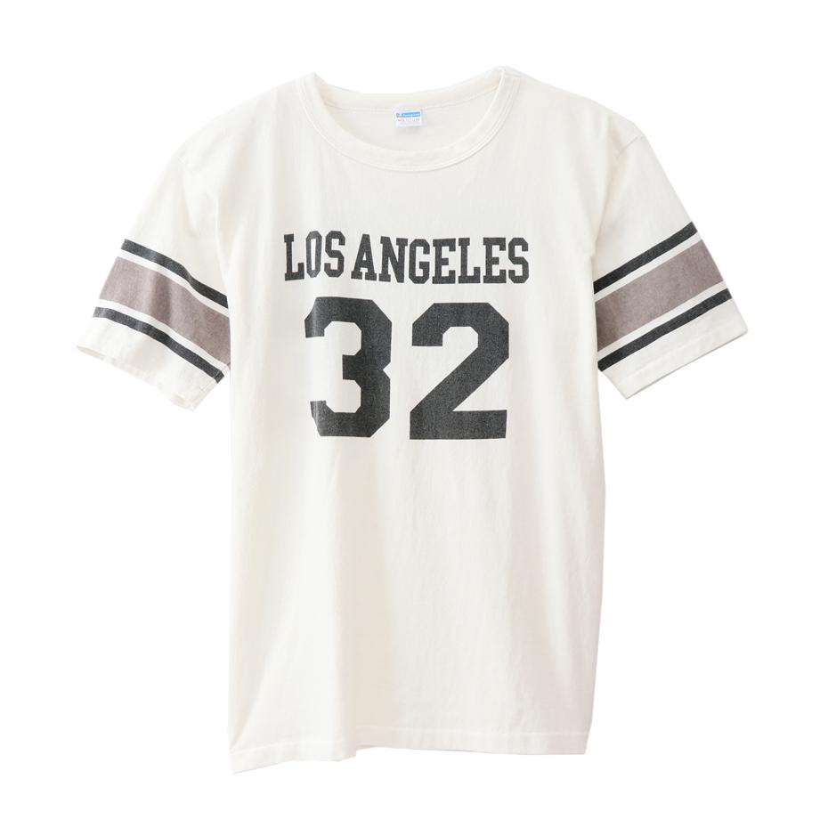【WIN, C/WIN】フットボールTシャツ 18SS 70'S ヴィンテージ チャンピオン(C3-M362)