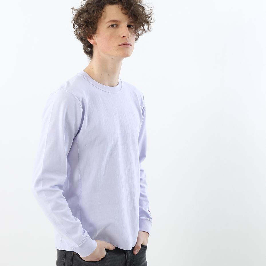 リバースウィーブロングスリーブTシャツ 18SS リバースウィーブ チャンピオン(C3-M401)