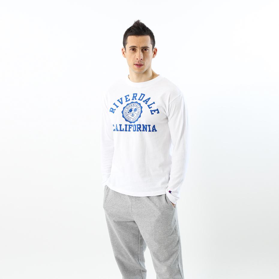 ロングスリーブTシャツ 18SS 【春夏新作】キャンパス チャンピオン(C3-M406)