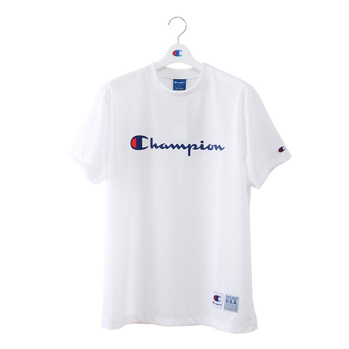 チャンプメッシュTシャツ 18SS CAGERS チャンピオン(C3-MB354)