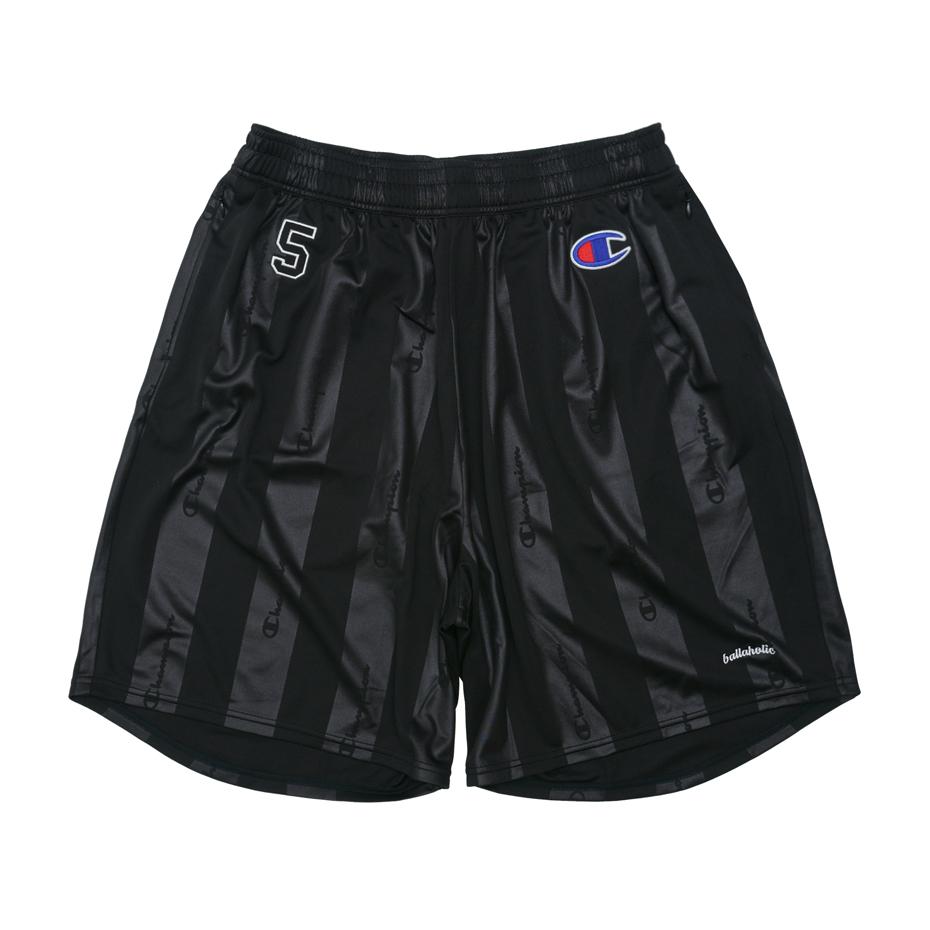 Champion x ballaholic Zip Shorts