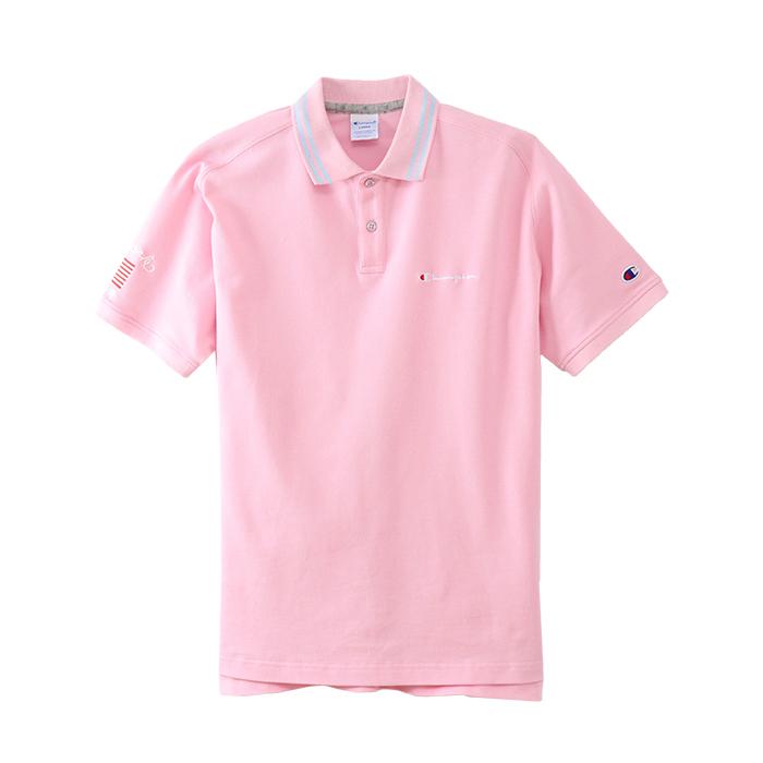 ポロシャツ 18SS GOLF チャンピオン(C3-MS301)