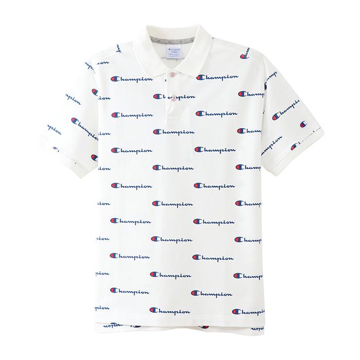 ポロシャツ 18SS GOLF チャンピオン(C3-MS303)