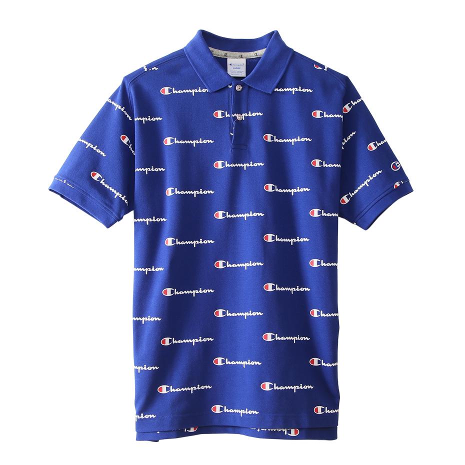 ポロシャツ 18FW GOLF チャンピオン(C3-MS303)