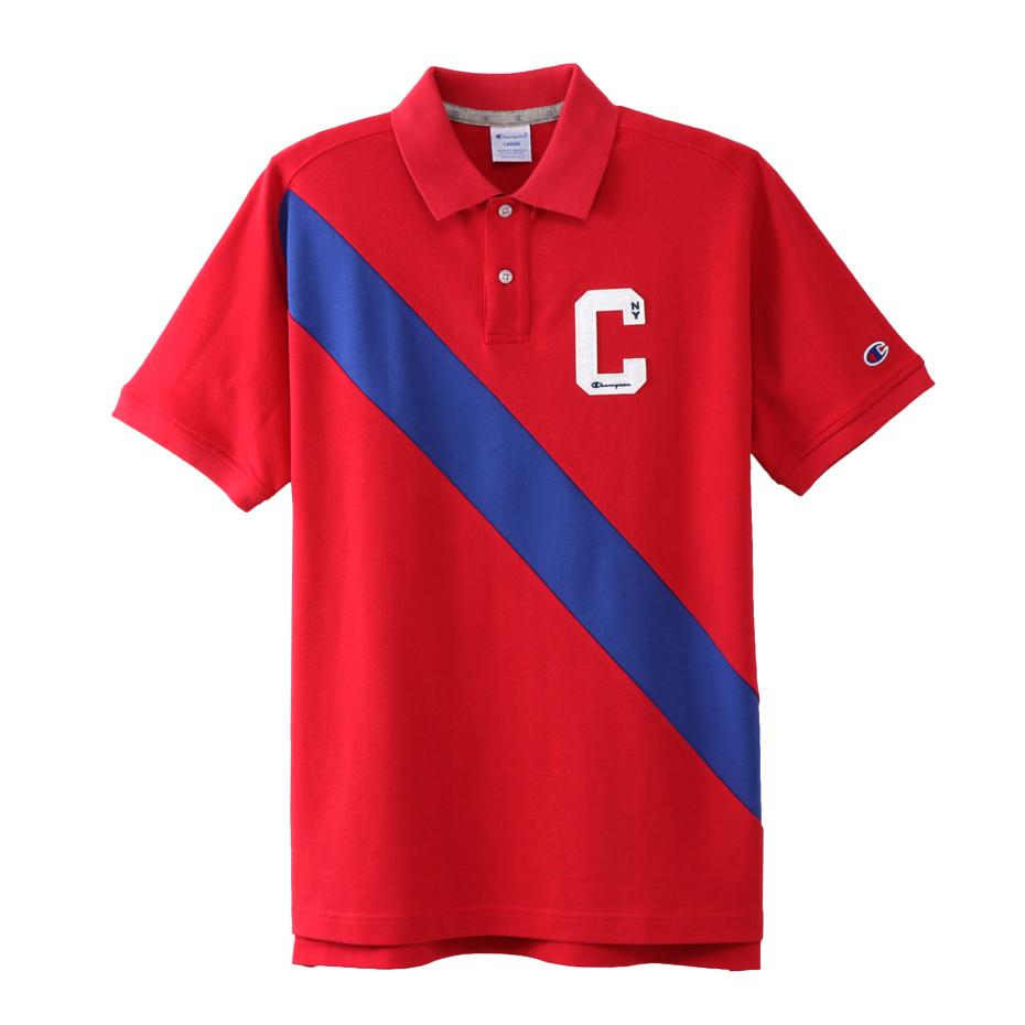 ポロシャツ 18SS GOLF チャンピオン(C3-MS307)