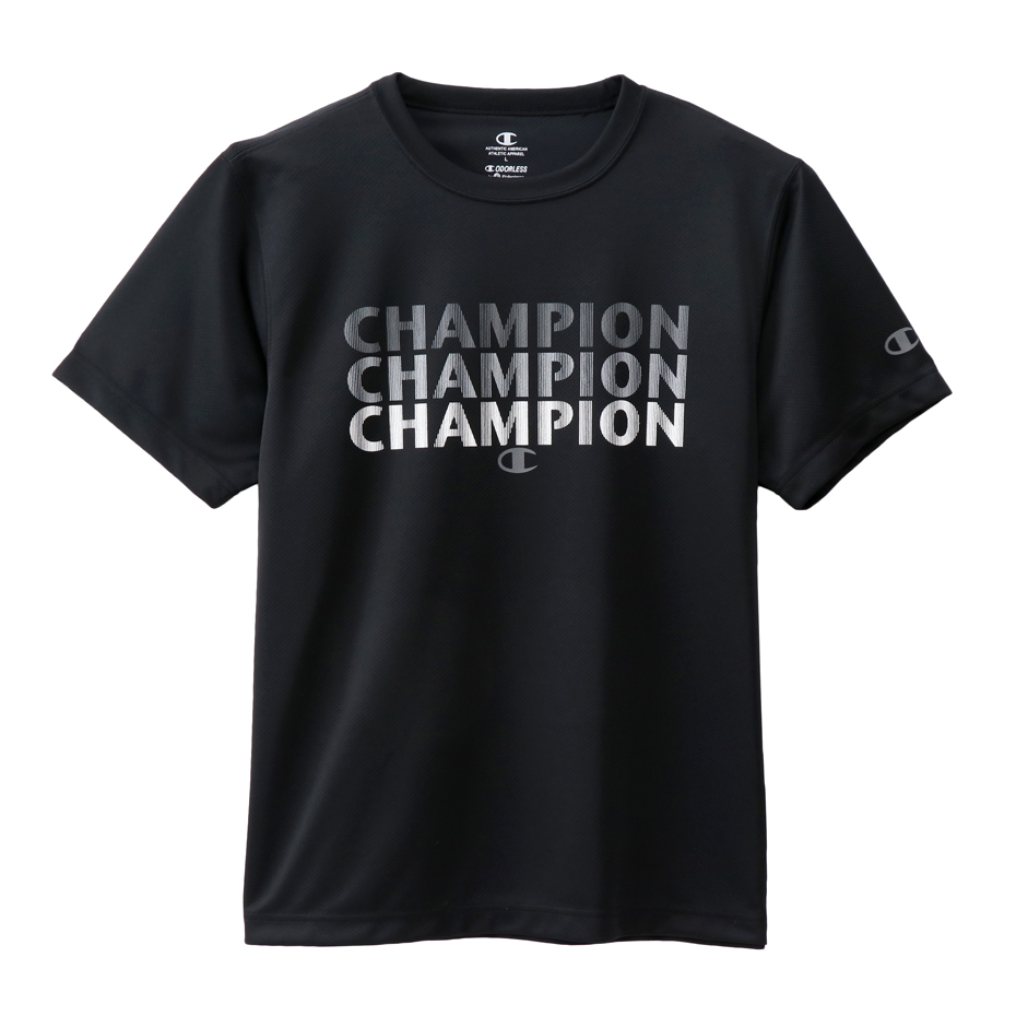 C ODORLESS Tシャツ 18SS TRAINING チャンピオン(C3-MS329)