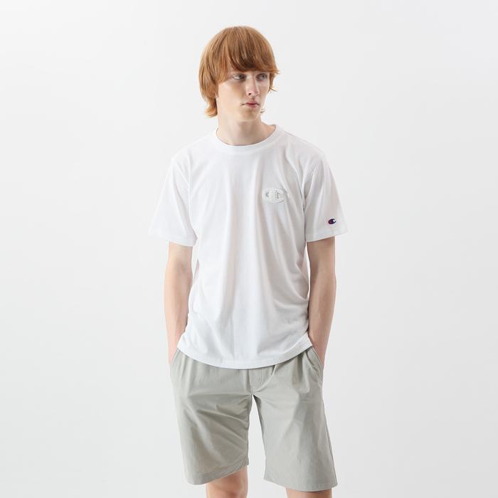 C VAPOR COOL Tシャツ 18SS アクションスタイル チャンピオン(C3-MS332)