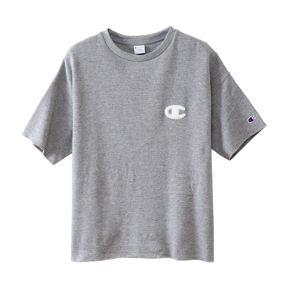 ユニセックス ビッグTシャツ 18FW 【秋冬新作】キャンパス チャンピオン(C3-N302)