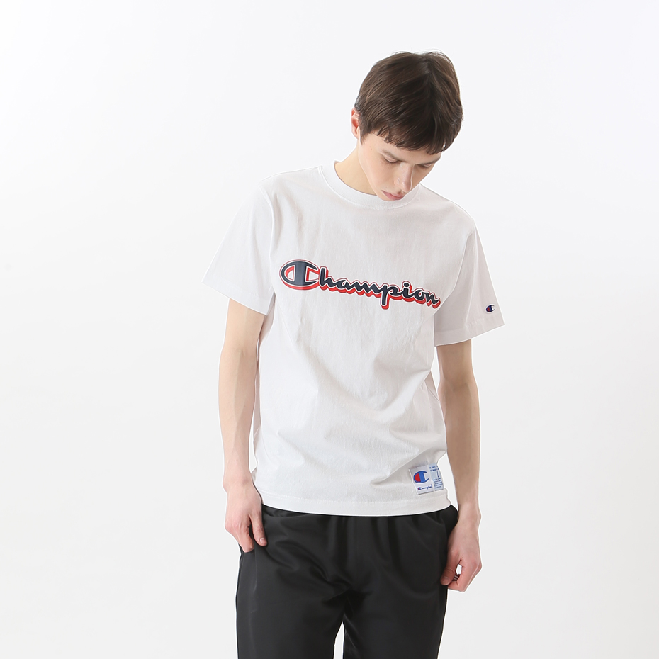 Tシャツ 18FW 【秋冬新作】アクションスタイル チャンピオン(C3-N303)