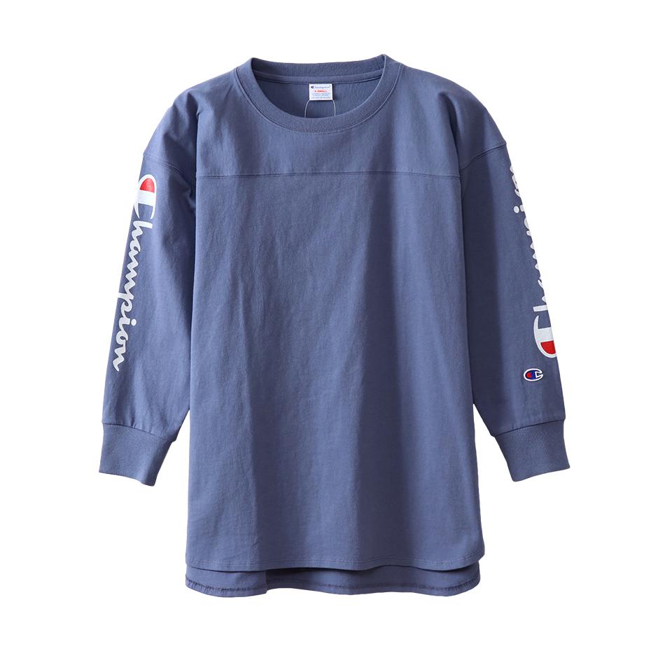 ユニセックス ロングスリーブTシャツ 18FW 【秋冬新作】キャンパス チャンピオン(C3-N413)