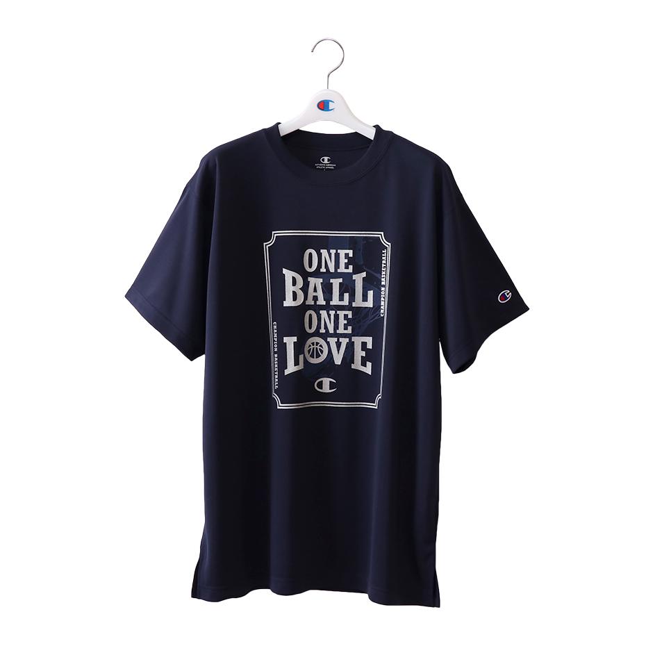 プラクティスTシャツ 18FW 【秋冬新作】E-MOTION チャンピオン(C3-NB321)