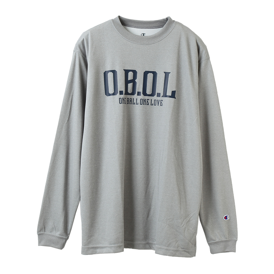 プラクティスロングスリーブTシャツ 18FW 【秋冬新作】E-MOTION チャンピオン(C3-NB412)