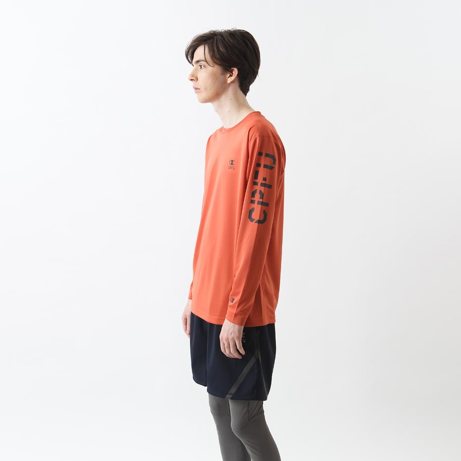 ロングスリーブTシャツ 18FW 【秋冬新作】CPFU チャンピオン(C3-NS413)