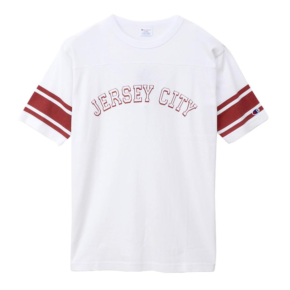 ショートスリーブフットボールTシャツ 19SS【春夏新作】キャンパス チャンピオン(C3-P338)