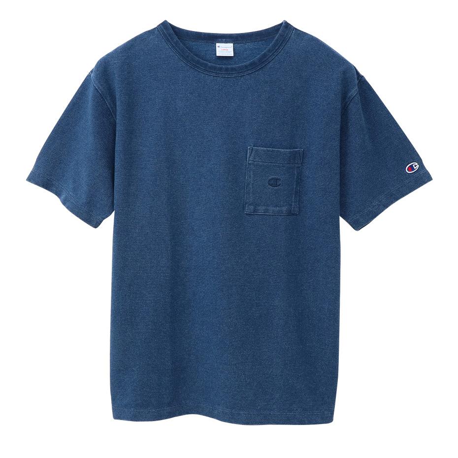 ポケットTシャツ 19SS【春夏新作】キャンパス チャンピオン(C3-P344)