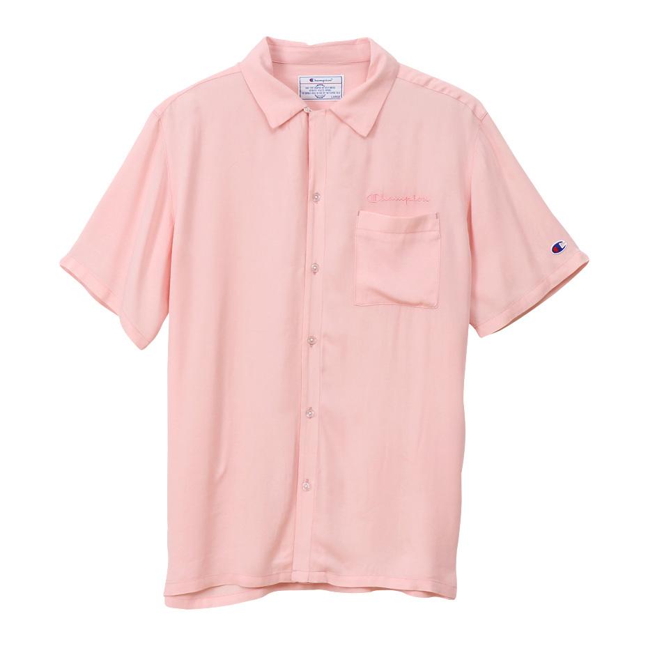 ショートスリーブシャツ 19SS キャンパス チャンピオン(C3-P349)