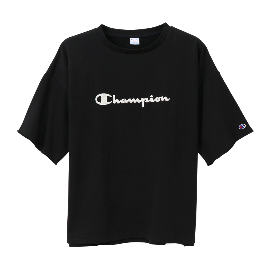 ユニセックス ショートスリーブクルーネックスウェットシャツ 19SS【春夏新作】キャンパス チャンピオン(C3-P354)